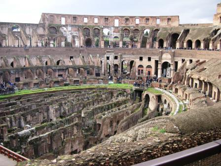 Colosseum - Top 7 Rome Tips