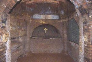 Catacombs of Sant'Agnese in Rome