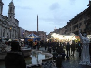 Parione District Rome - Piazza Navona