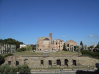 Temple of Venus and Roma Rome
