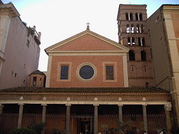 San Lorenzo in Lucina Church Rome