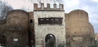 Porta Latina Rome (outside the walls)