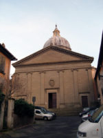 Santa Rosa Church Viterbo